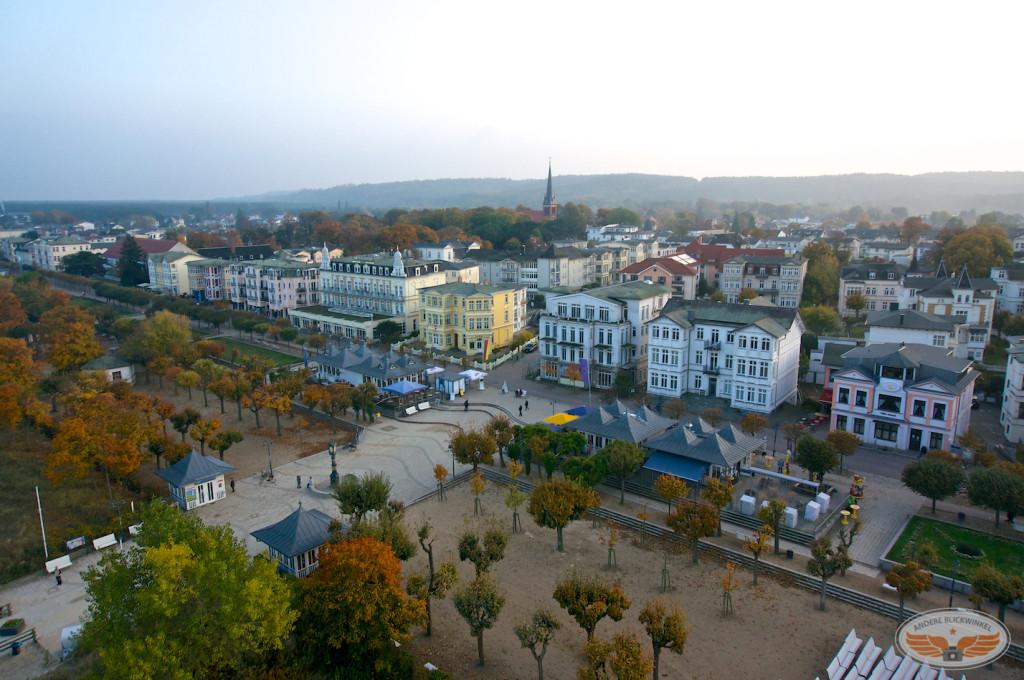 Usedom | Blick auf Ahlbeck